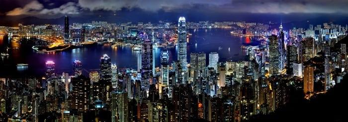 ประเทศที่ไม่ต้องใช้วีซ่า ฮ่องกง