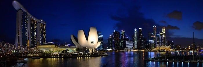 ประเทศที่ไม่ต้องใช้วีซ่า สิงคโปร์