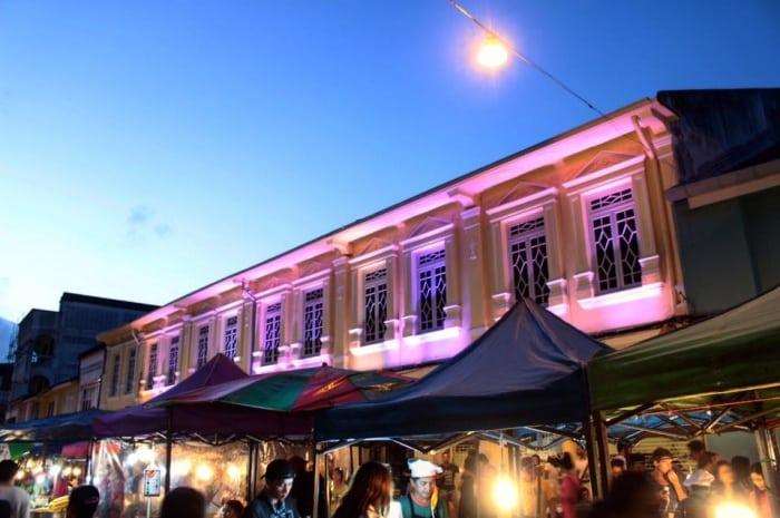 ของกินภูเก็ต night market