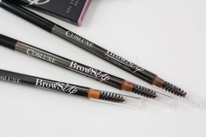 ซื้อเครื่องสำอางออนไลน์ COSLUXE ดินสอเขียนคิ้ว