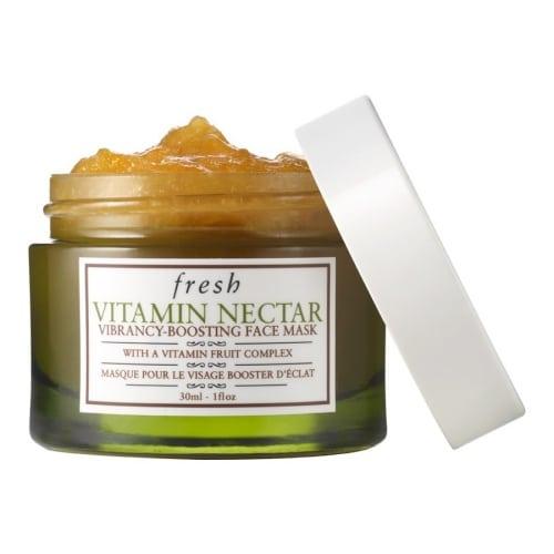ผลิตภัณฑ์บำรุงผิวหน้า FRESH Vitamin Nectar Vibrancy-Boosting Face Mask