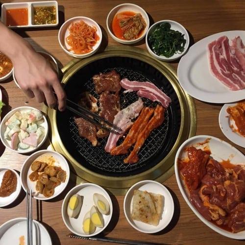เนื้อย่างเกาหลี Kosirae โคซิแร
