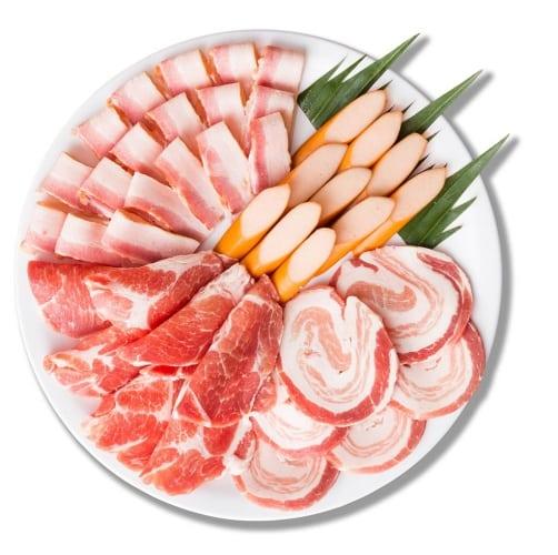เนื้อย่างเกาหลี บุฟเฟ่ต์เนื้อย่าง