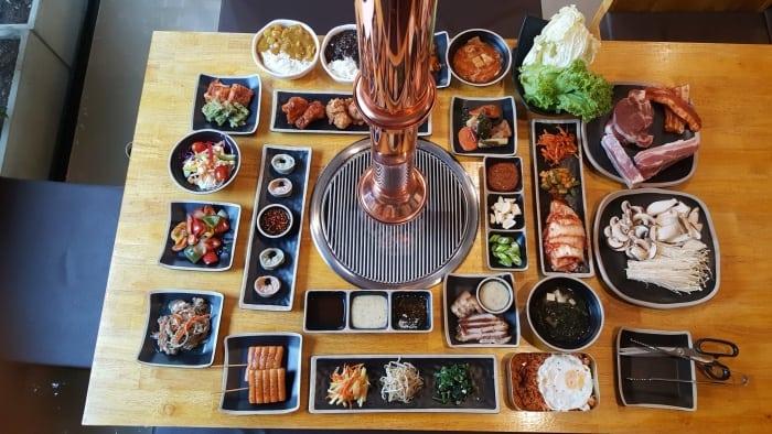 เนื้อย่างเกาหลี Nene Korean BBQ
