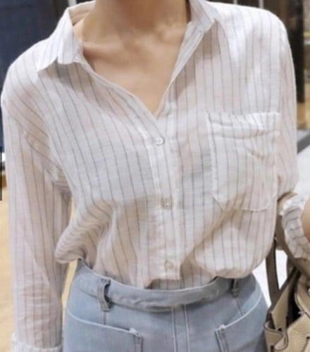 แบบเสื้อทำงานผู้หญิง เสื้อเชิ้ต