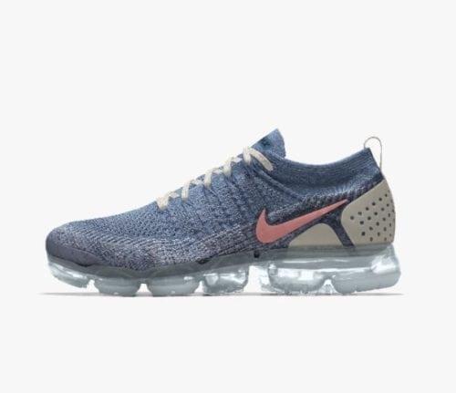 รองเท้าวิ่งแนะนำ Nike Air VaporMax Flyknit 2 iD