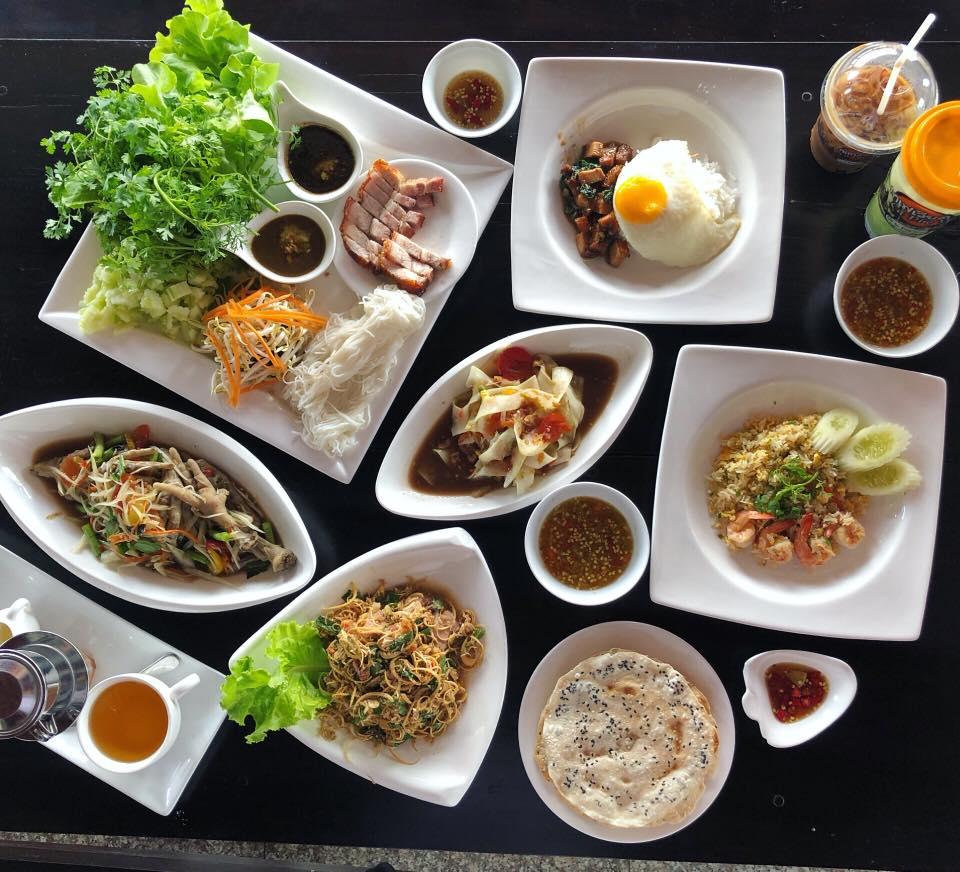 ที่เที่ยวอุดร หนองคาย ร้านอาหาร กาเฟเวียด Cà Phê Việt