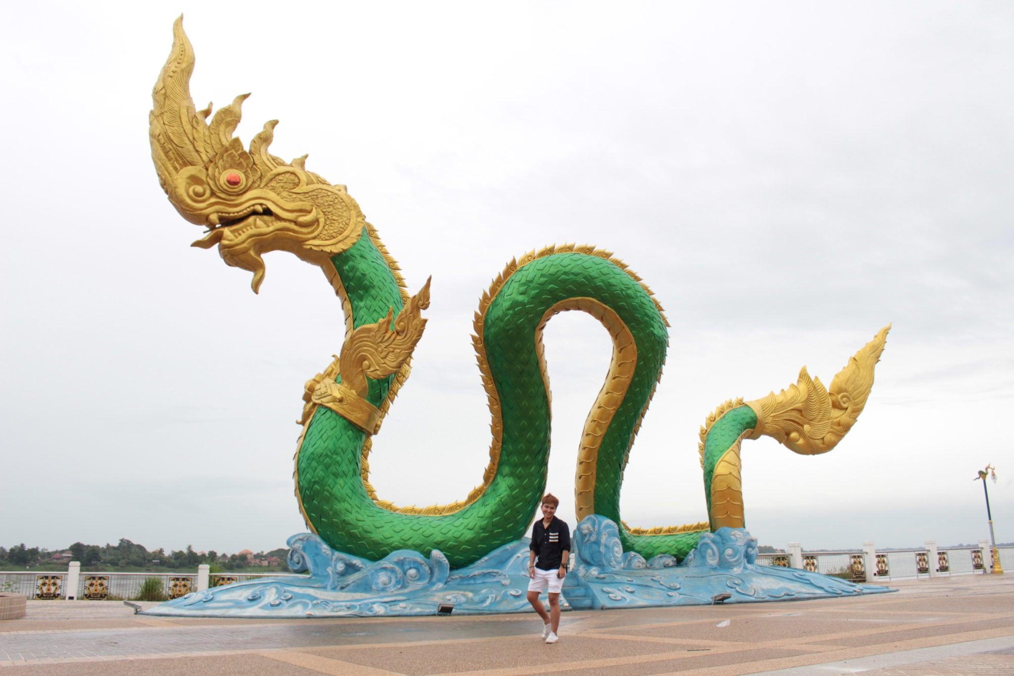 ที่เที่ยวอุดร หนองคาย ตลาดท่าเสด็จ ตลาดอินโดจีน