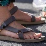 รองเท้าแตะผู้หญิงแบรนด์ รองเท้าแตะ รองเท้าแฟชั่น รองเท้าผู้หญิง