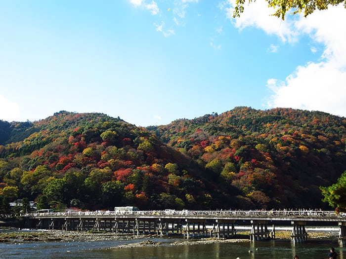 เที่ยวเกียวโตด้วยตัวเอง_Arashiyama1