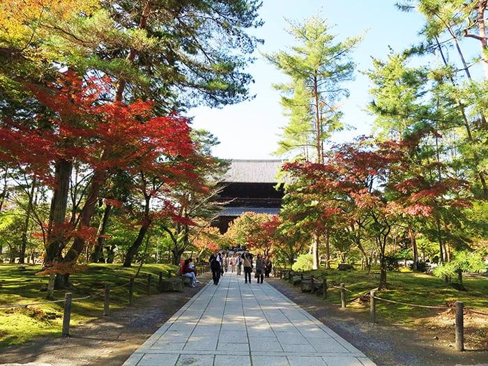 เที่ยวเกียวโตด้วยตัวเอง_Nanzenji1