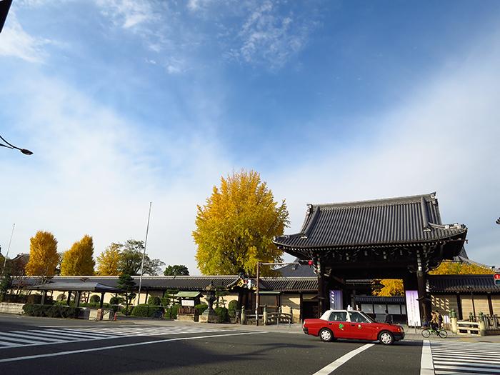 เที่ยวเกียวโตด้วยตัวเอง_Honganji1