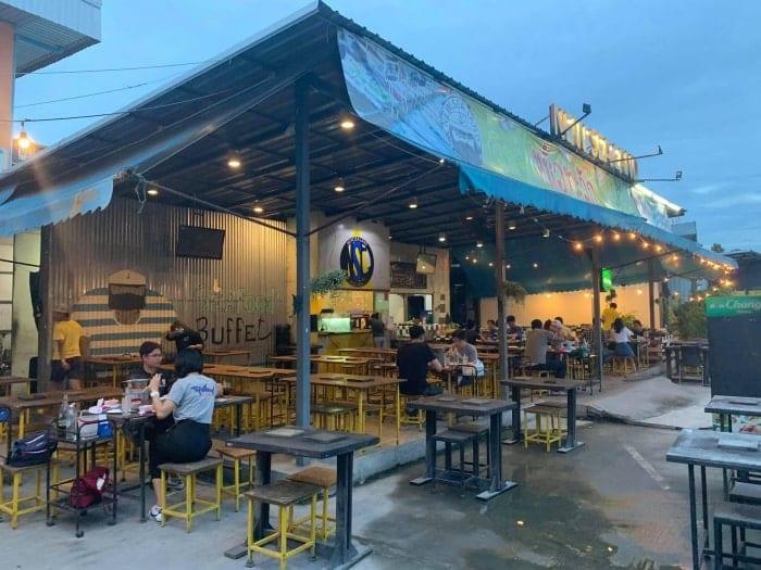 ร้านอาหารทะเลบุฟเฟ่ต์, บุฟเฟ่ต์ซีฟู้ด กรุงเทพ