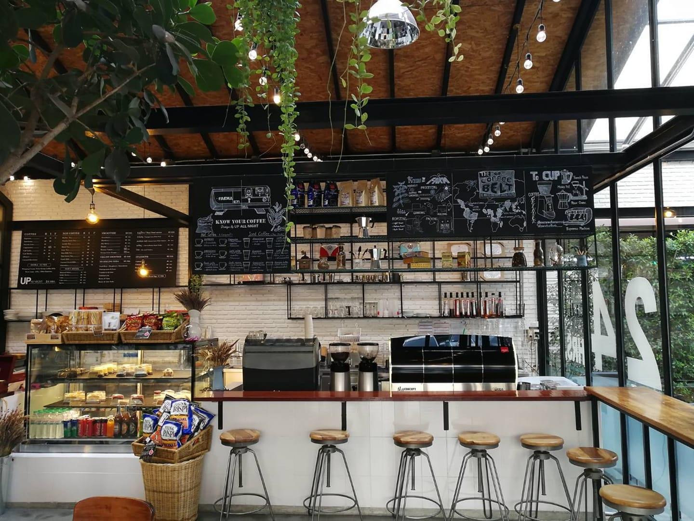 คาเฟ่ 24 ชม ร้านกาแฟสวยๆ ร้านกาแฟ 24 ชั่วโมง ร้านกาแฟน่านั่ง