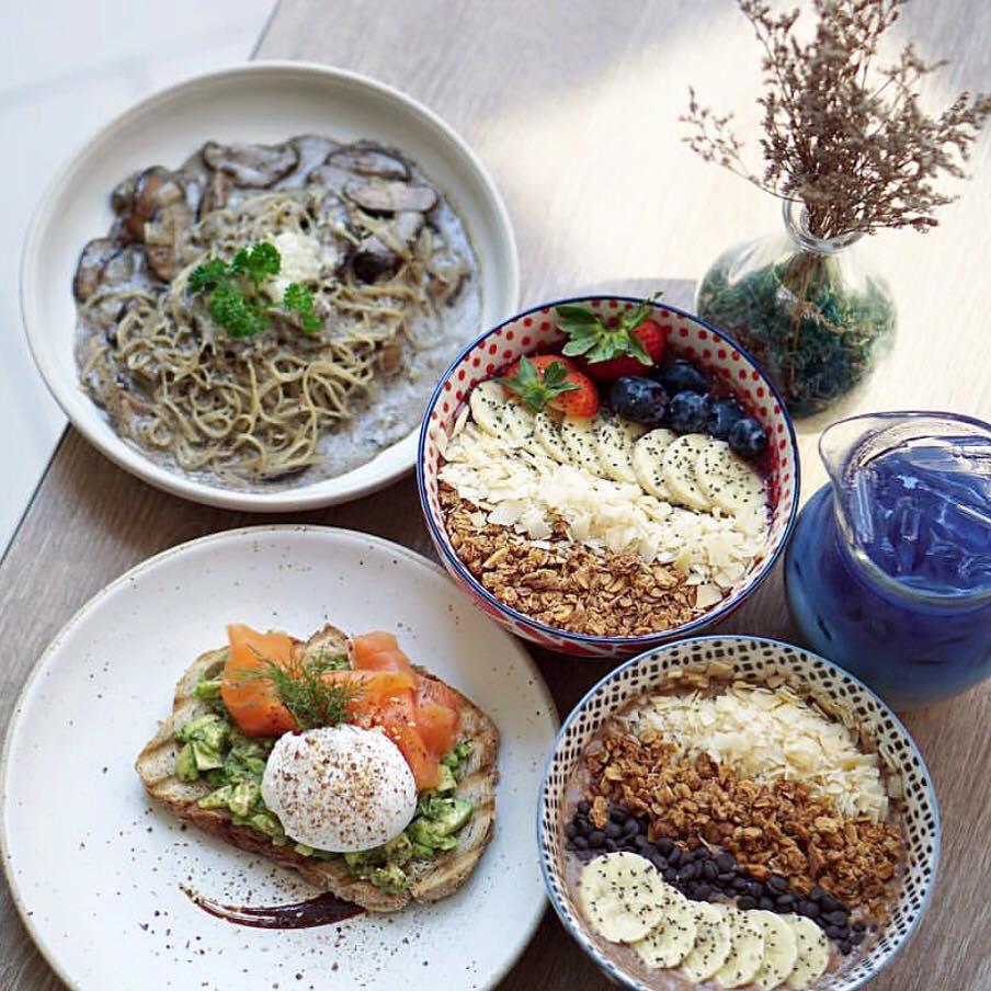 อาหารคลีน เดลิเวอรี่ เมนูอาหารตามสั่ง สั่งอาหารออนไลน์ อาหารเดลิเวอรี่ 24 ชม.