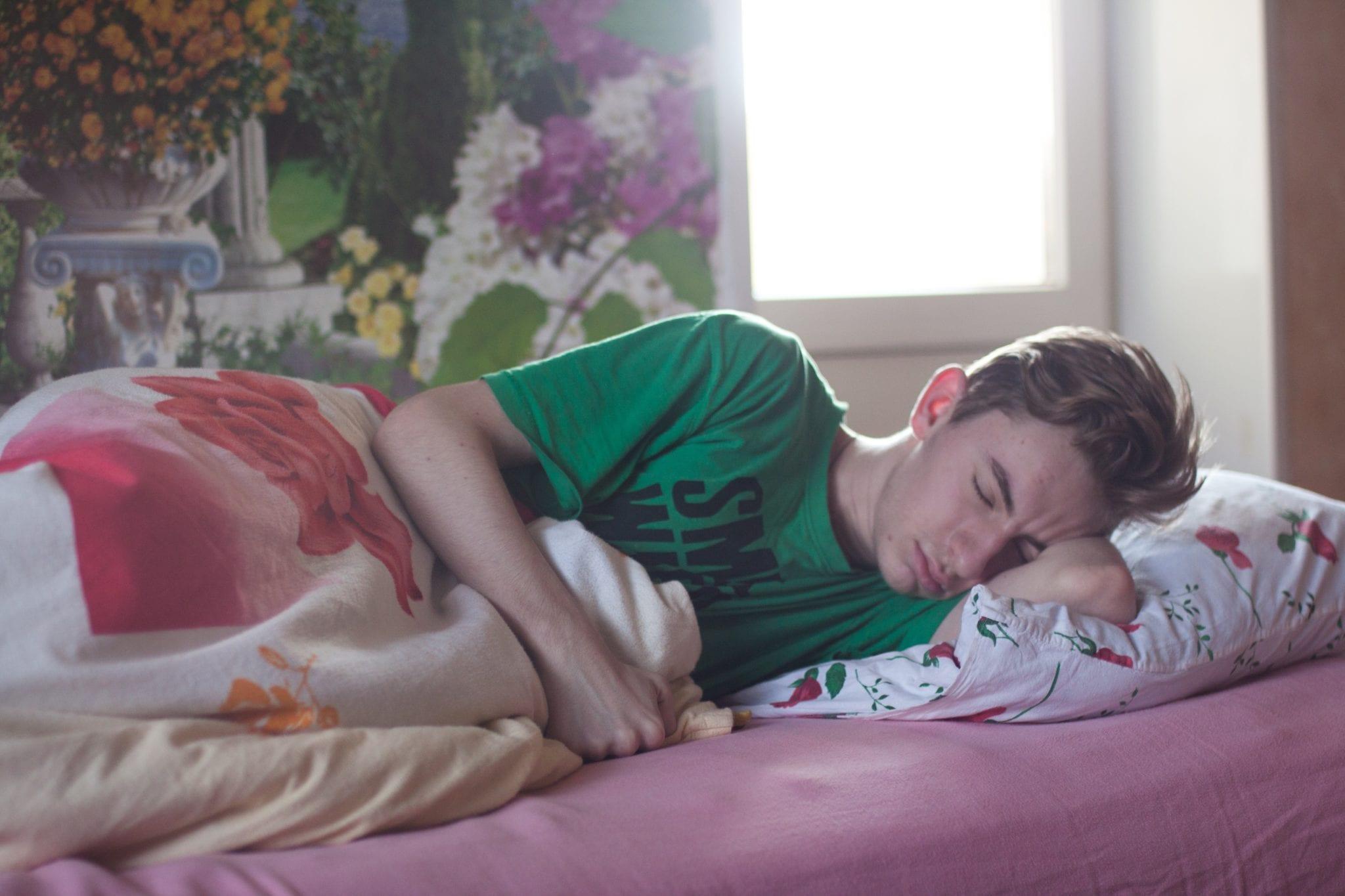 วิธีแก้อาการนอนไม่หลับ โรคนอนไม่หลับ อาการนอนไม่หลับ ร่างกายอ่อนเพลีย