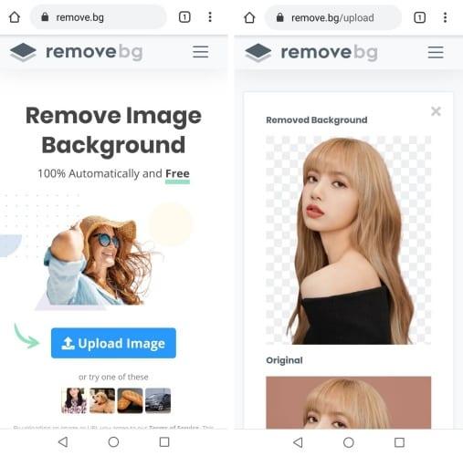 แต่งรูปออนไลน์มือถือ, โปรแกรมแต่งรูปออนไลน์