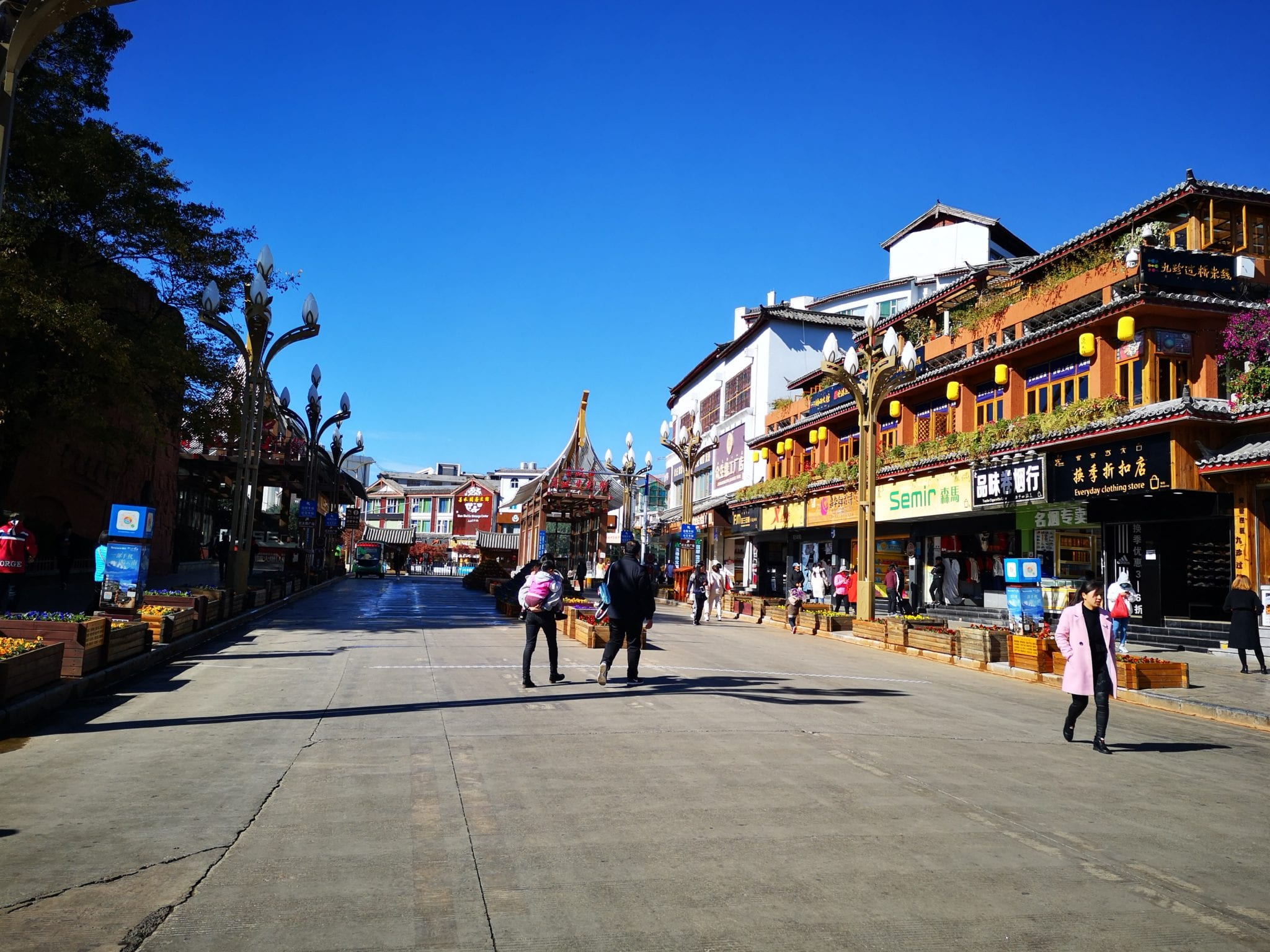 ที่เที่ยวในจีน เที่ยวจีน ที่เที่ยวจีน เที่ยวคุนหมิง