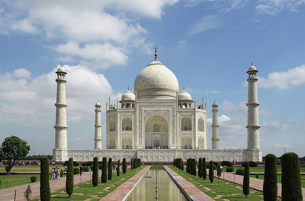 อินเดีย เที่ยวอินเดีย ทัชมาฮาล ประเทศอินเดีย