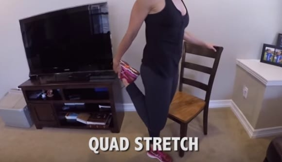 ท่าบริหารร่างกาย ออฟฟิศซินโดรม ออกกำลังกายที่บ้าน ออกกำลังกาย
