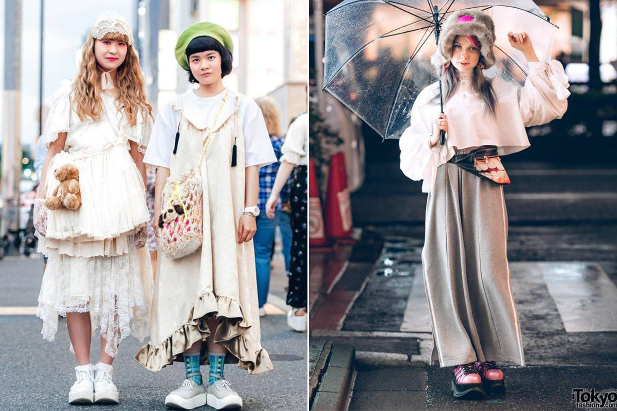 เทรนด์แฟชั่น 2019 เสื้อผ้าแฟชั่นสวยๆ แบบเสื้อผู้หญิง เตรียมตัวไปญี่ปุ่น