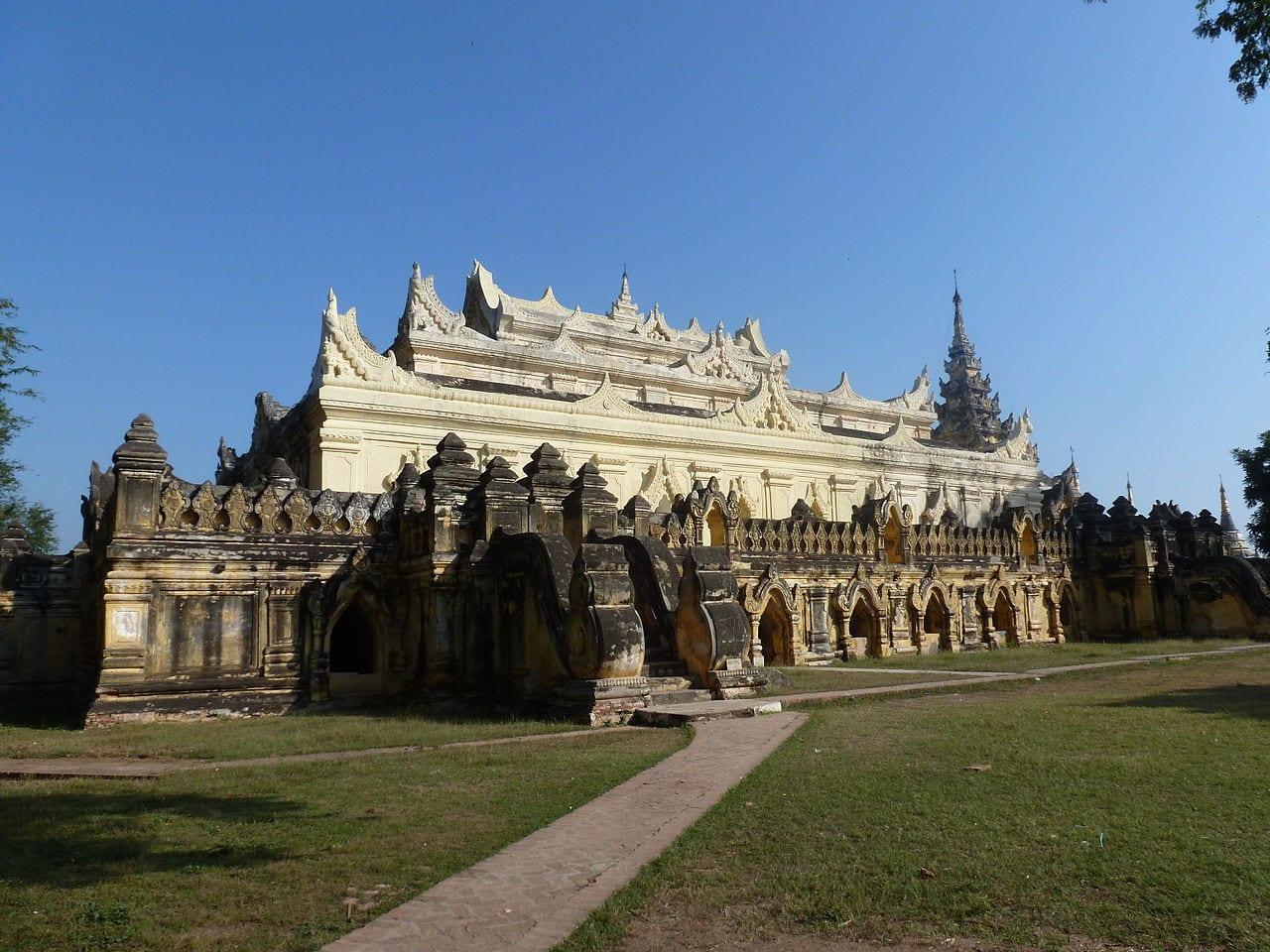 ที่เที่ยวพม่า เที่ยวพม่า เมืองหลวงพม่า เจดีย์ชเวดากอง