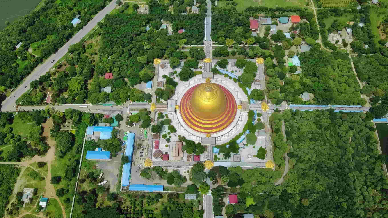 ที่เที่ยวพม่า, พม่าที่เที่ยว