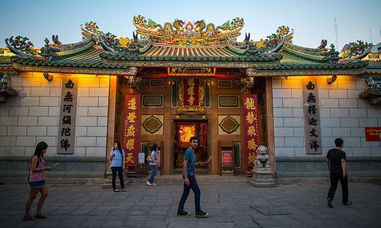 วิธีไหว้ตรุษจีน ไหว้ตรุษจีน วัดเล่งเน่ยยี่ ของไหว้ตรุษจีน