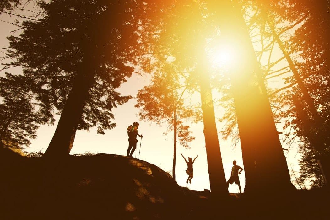 รองเท้าเดินป่า รองเท้าเดินป่าผู้ชาย อุปกรณ์เดินป่า เตรียมตัวเดินป่า