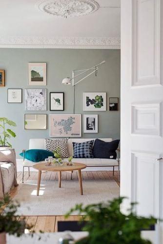 บ้านสีพาสเทล, บ้านสีเขียวพาสเทล