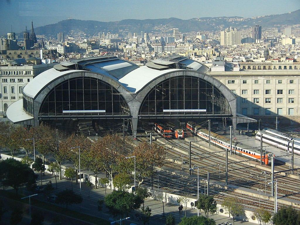 เที่ยวสเปน ประเทศสเปน บาร์เซโลนา ตามรอยซีรี่ย์เกาหลี