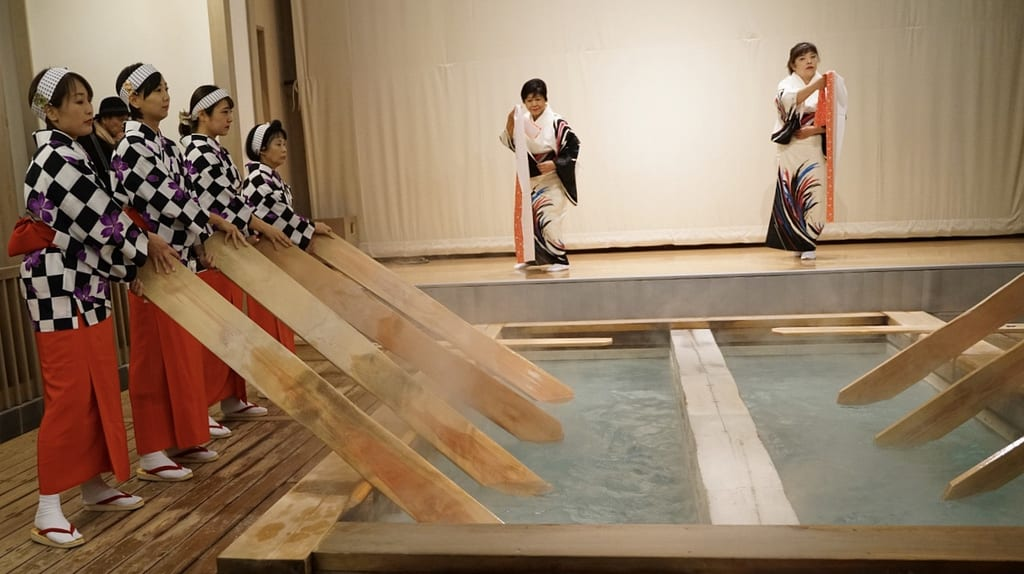 กุนมะ คุซัทสึออนเซ็น เที่ยวญี่ปุ่น เที่ยวญี่ปุ่นด้วยตัวเอง