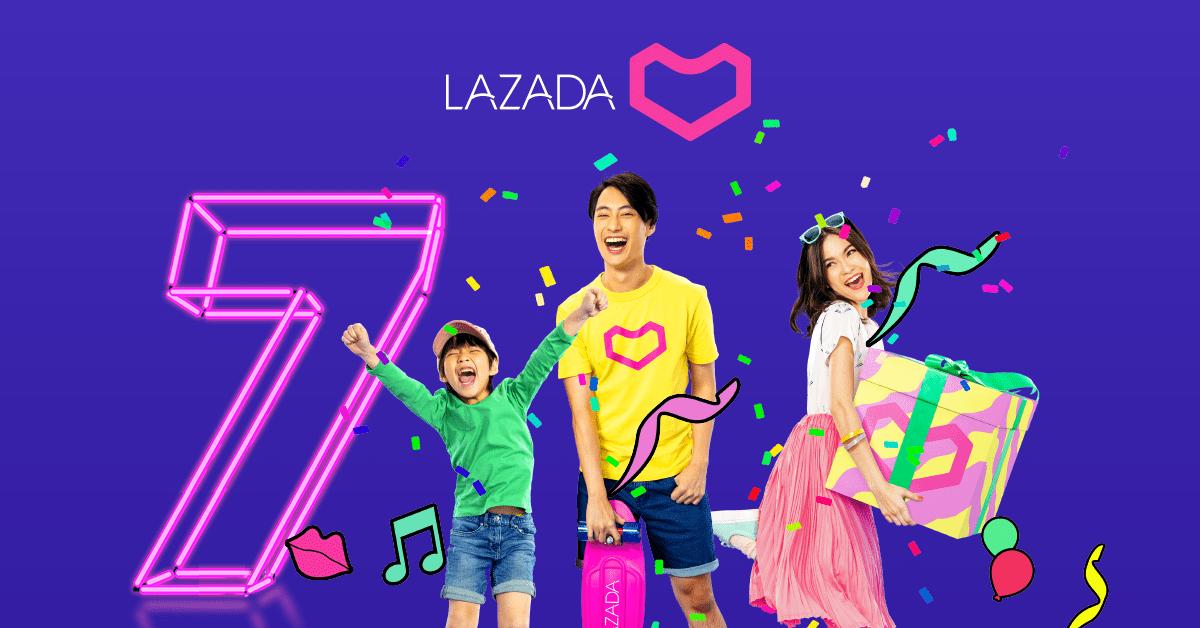 รู้ก่อนช้อปคุ้มกว่า! 3 หมวดสินค้าโปรโมชั่น Lazada น่าโดน ช่วง Lazada Birthday Sale