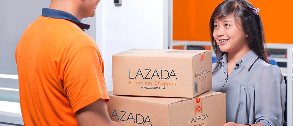 Lazada ส่วนลด Lazada lazada birthday sale โปรโมชั่น lazada