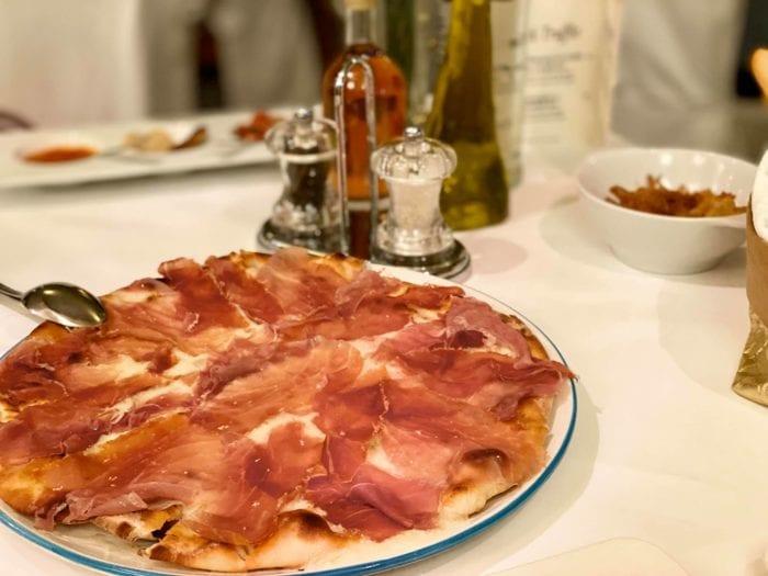 ร้านอาหารสีลม บรรยากาศดี Zanotti IL Ristorante Italiano