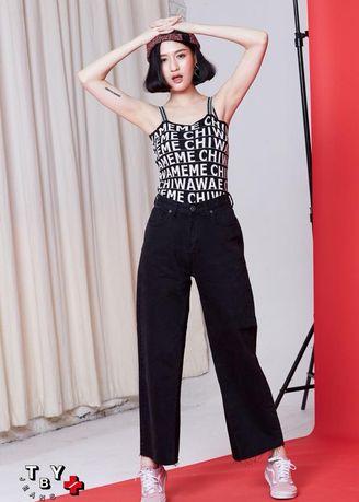 กางเกงยีนส์ กางเกงยีนส์ผู้หญิง กางเกงยีนส์ผู้หญิงแฟชั่น กางเกงยีนส์ผู้หญิงเอวสูง