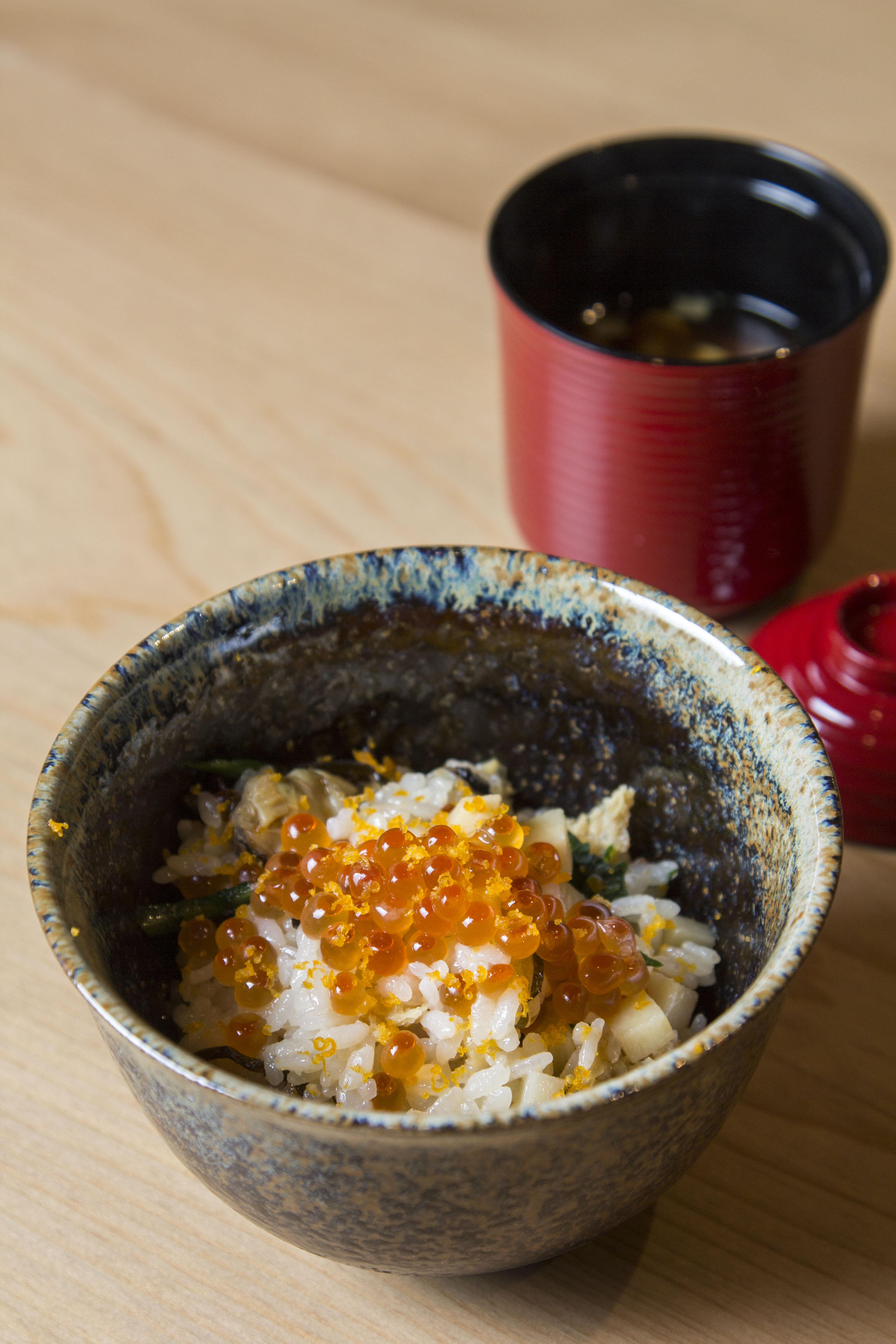 ร้านอาหารญี่ปุ่น ร้านซูชิ omakase กรุงเทพ ร้าน omakase