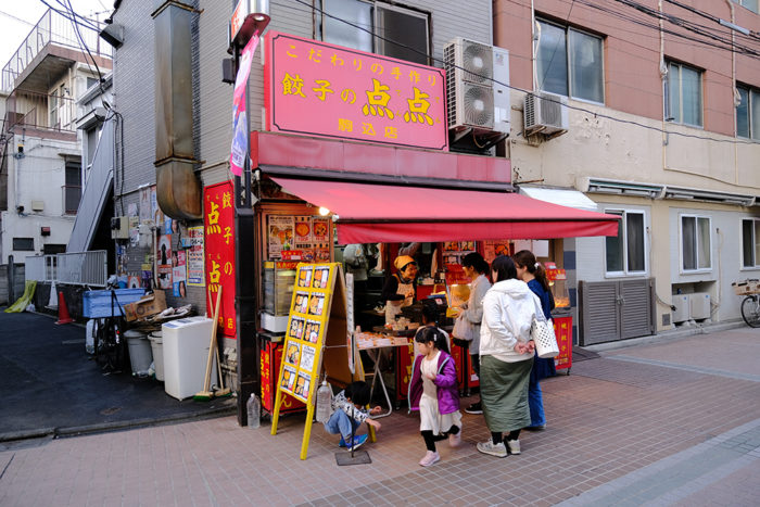 โตเกียว ที่เที่ยว ร้านของกินเล่น