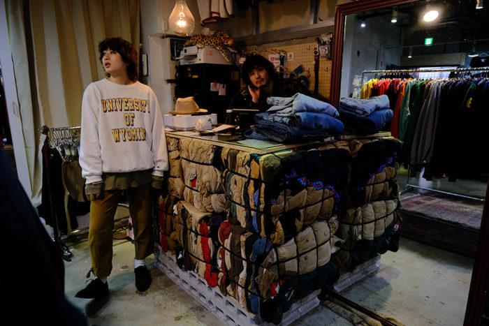 โตเกียว ที่เที่ยว ร้านมือสอง