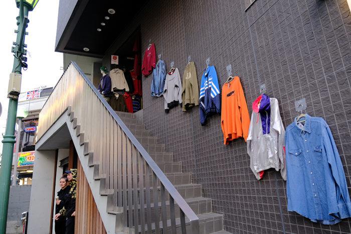โตเกียว ที่เที่ยว ร้านเสื้อผ้าสวยๆ