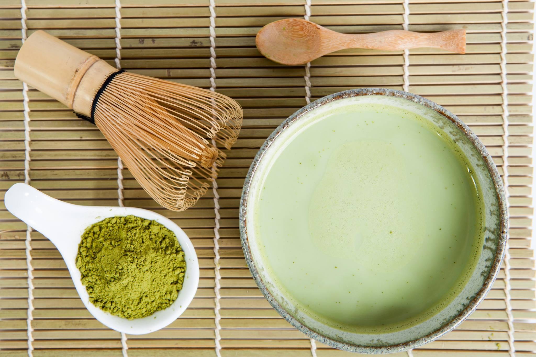 ชาเขียว ชาเขียวมัทฉะ ชาเขียวญี่ปุ่น ร้านชาเขียว สยาม
