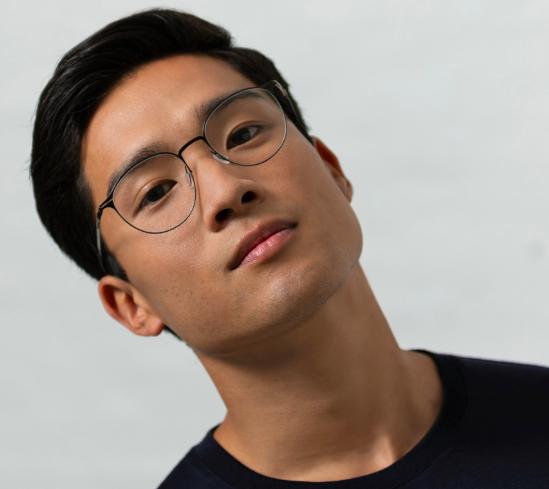 กรอบแว่นสายตา กรอบแว่น กรอบแว่นตาเกาหลี กรอบแว่นสายตาผู้ชาย