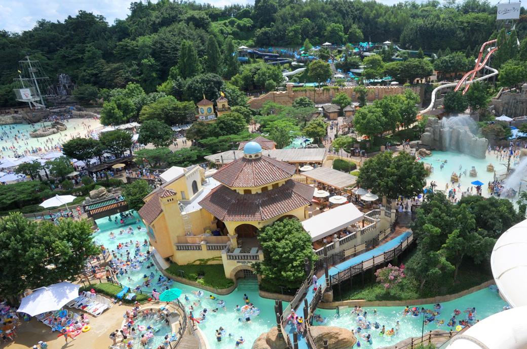 เที่ยวเกาหลี ที่เที่ยวเกาหลี ไปเกาหลีช่วงไหนดี สวนสนุกเกาหลี