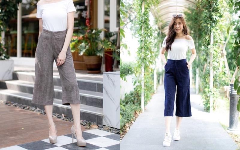 กางเกงยีนส์ผู้หญิง กางเกงผู้หญิง กางเกงแฟชั่น กางเกงผู้หญิง 5 ส่วน