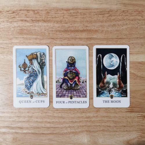 ดูดวงความรัก, ทายใจ, pick a card, ทายใจความรัก