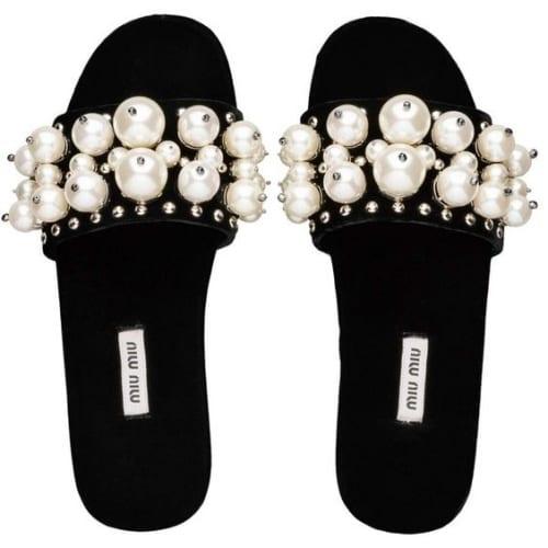 รองเท้าแตะแบบสวมผู้หญิง, รองเท้าแตะสวยๆ