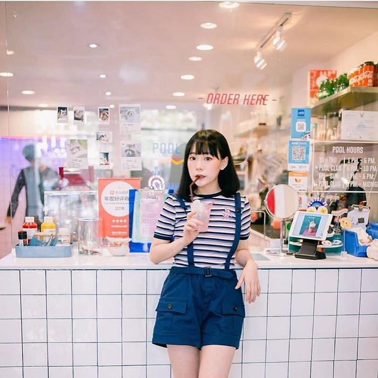 ร้านคาเฟ่ คาเฟ่สวยๆ คาเฟ่เกาหลี cafe hopping
