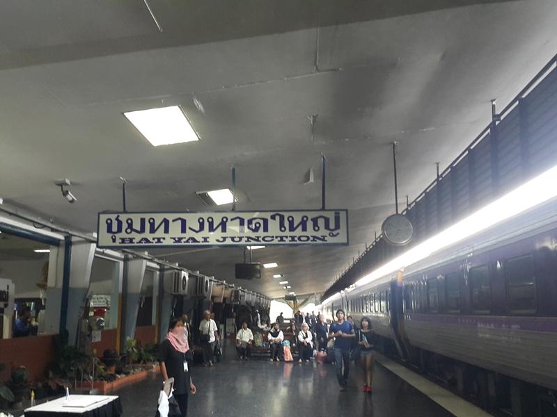นั่งรถไฟเที่ยว เที่ยวมาเลเซีย เที่ยวปีนัง ทริปรถไฟ