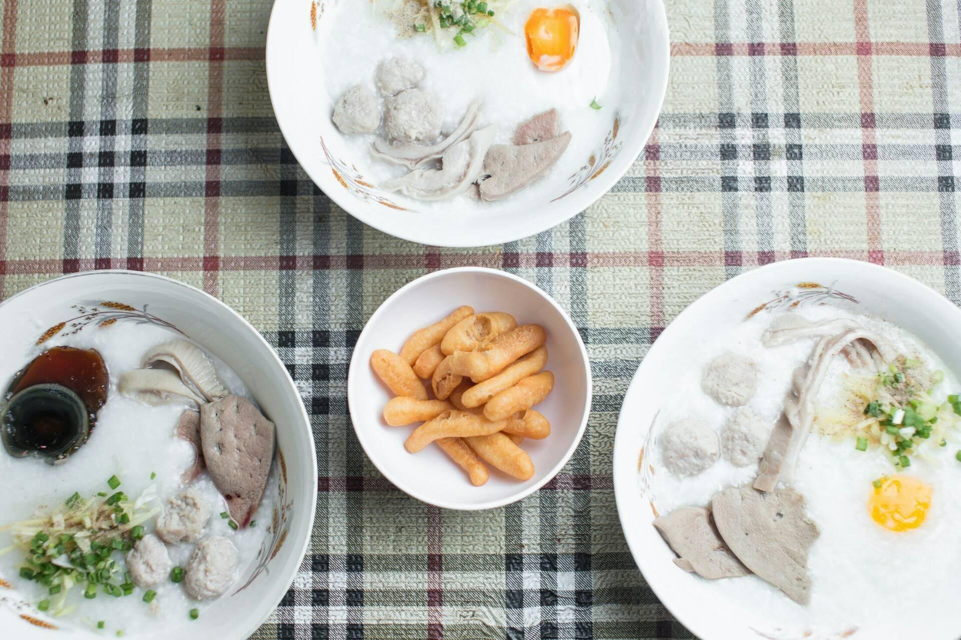 อาหารเช้า สั่งอาหารออนไลน์ เมนูอาหารเช้า ร้านโจ๊ก