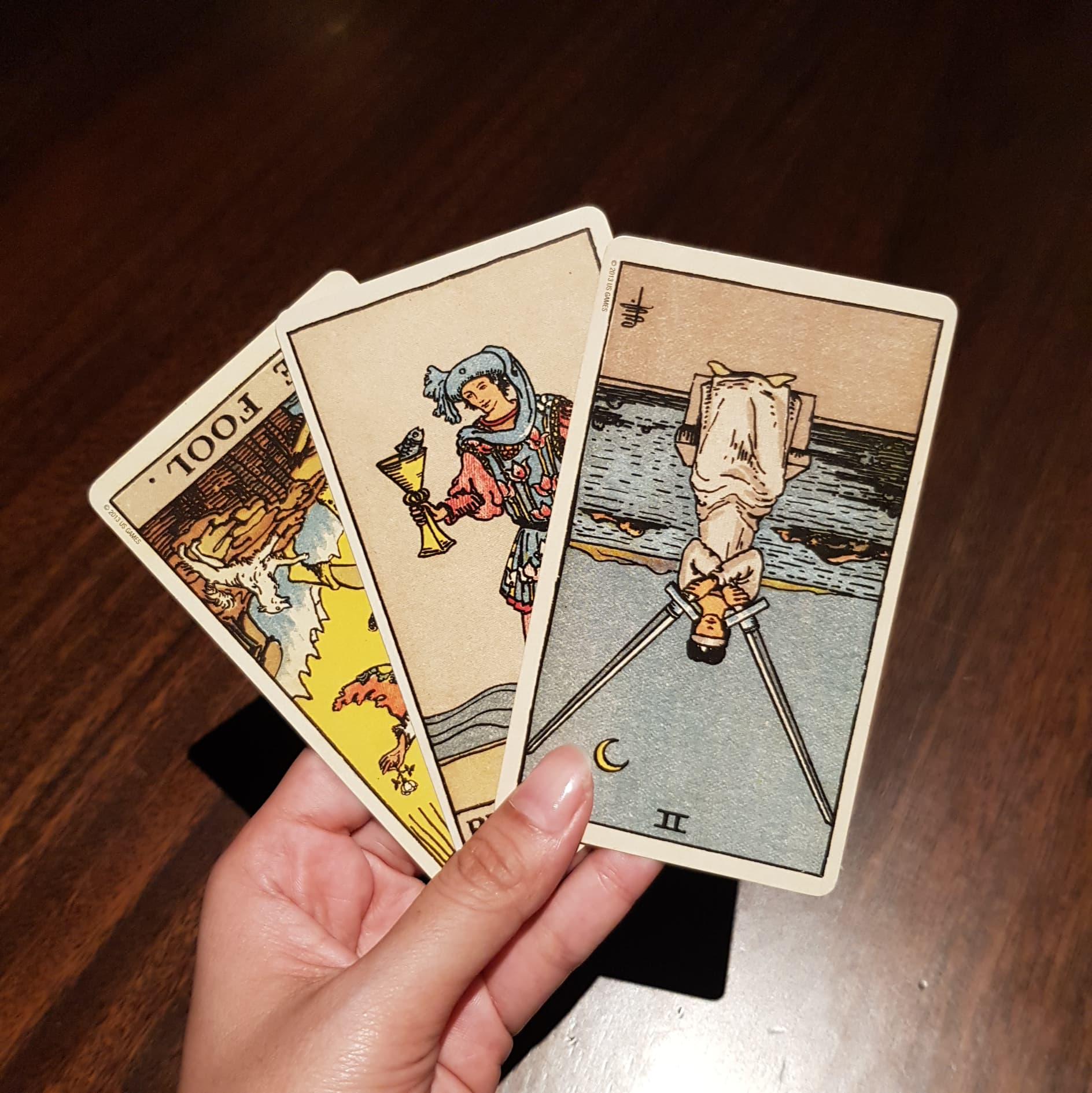 ดูดวงความรัก Pick a card ดูดวงครึ่งปีหลัง ทายใจ